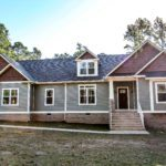 Love this craftsman style home by Richmond's luxury custom home builders!
