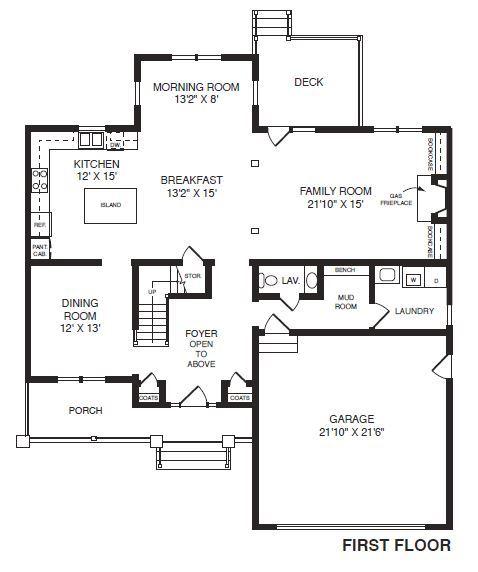 First Floor Brookfield