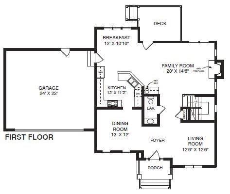 First Floor Gardenbrook