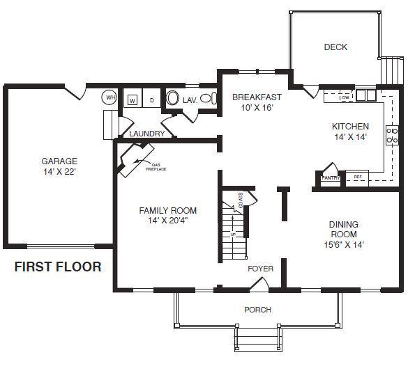 First Floor Lee
