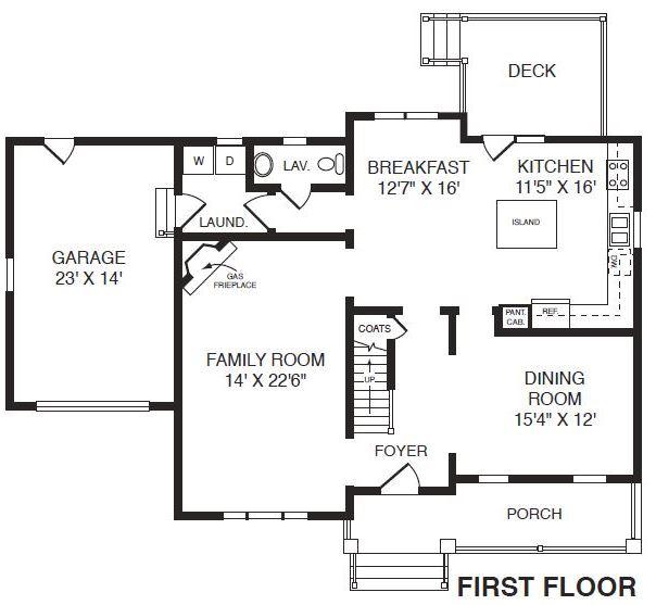 First Floor Summerbrook