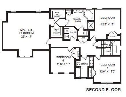 Second Floor Gardenbrook