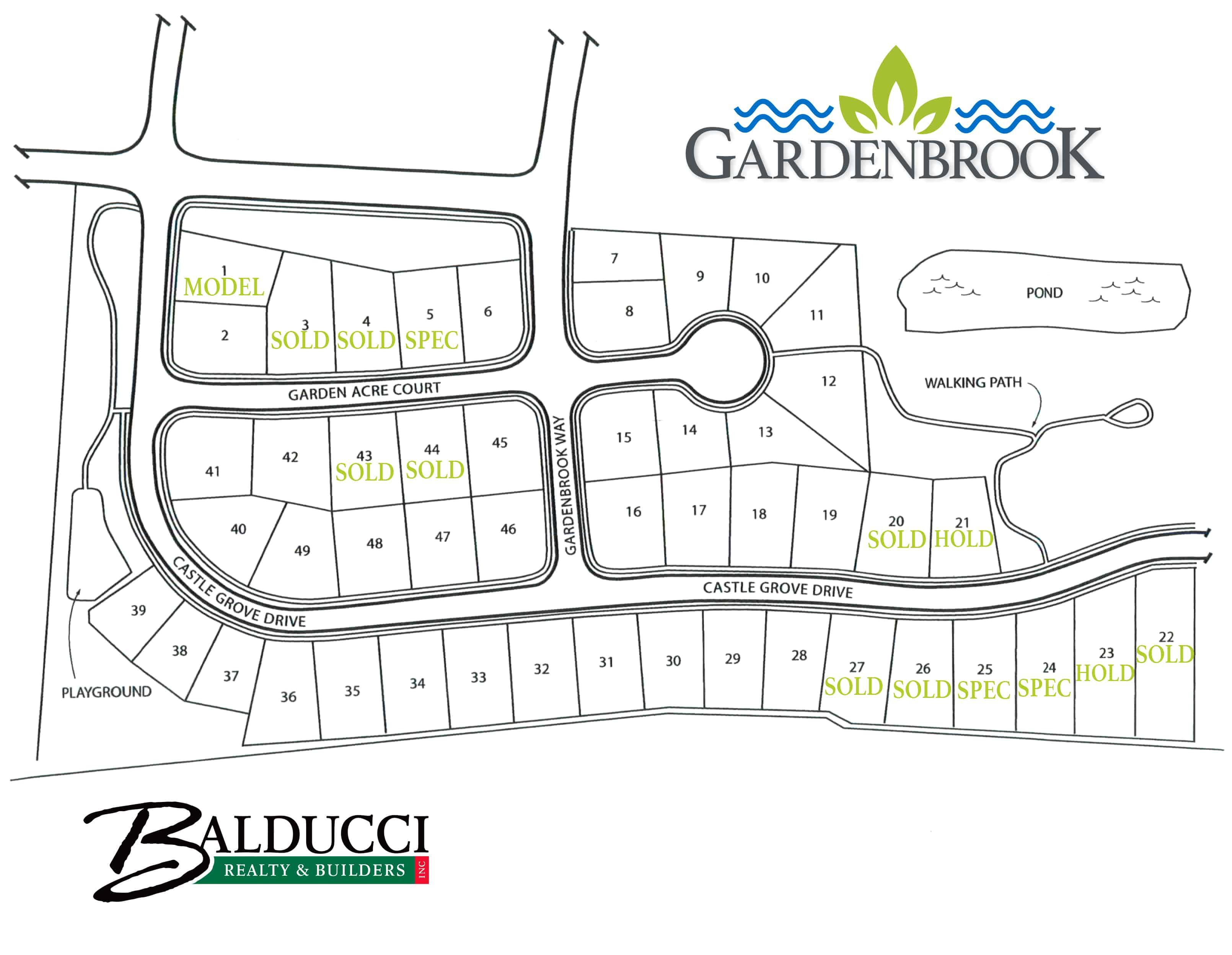 gardenbrook  custom built homes in mechanicsville